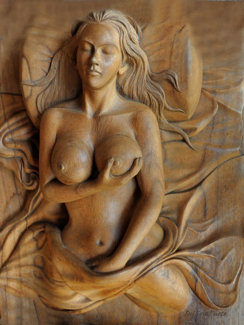 Wood carving…Mas (by leodelrosa…)