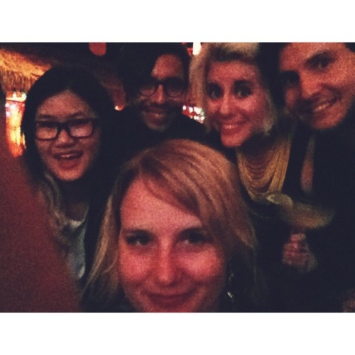 @987la-ish family #selfie @juliepilat @kadeshow @tobitalks @cmuckley.  (at El Rey Theatre)