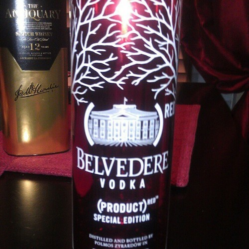 #celebrate #belvedere#vodka