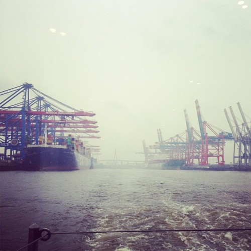 cellestical:  ⚓ #hamburg