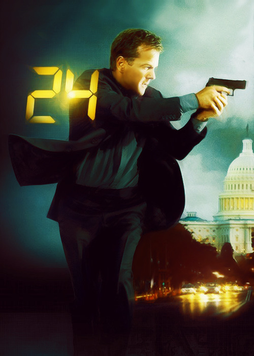 The clock may start ticking on Fox's 24 again. The network is looking to bring back its signature real-time drama as a limited series. Kiefer Sutherland is in talks to reprise his Emmy-winning role as Agent Jack Bauer. No deals are in place, but Fox is eying 24 as part of its recent push in limited event series.Since 24 ended its eight-season run on Fox in 2010, there have been efforts to continue the story as a feature, which ultimately didn't take off. The idea to do another 24 chapter on TV may have come from longtime 24 showrunner Howard Gordon, now executive producer on Showtime's Homeland.  [x]