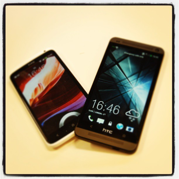 HTC One X v HTC One by The Gadget Show