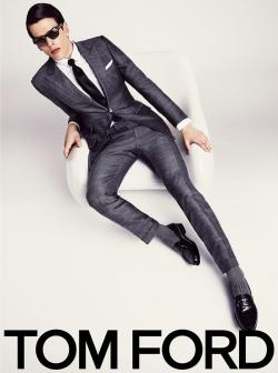 Simon Van Meervenne for Tom Ford SS13