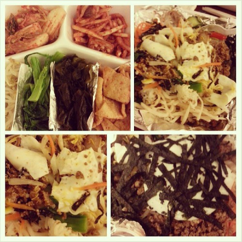 Nomnom korean food. #food #pics #korean