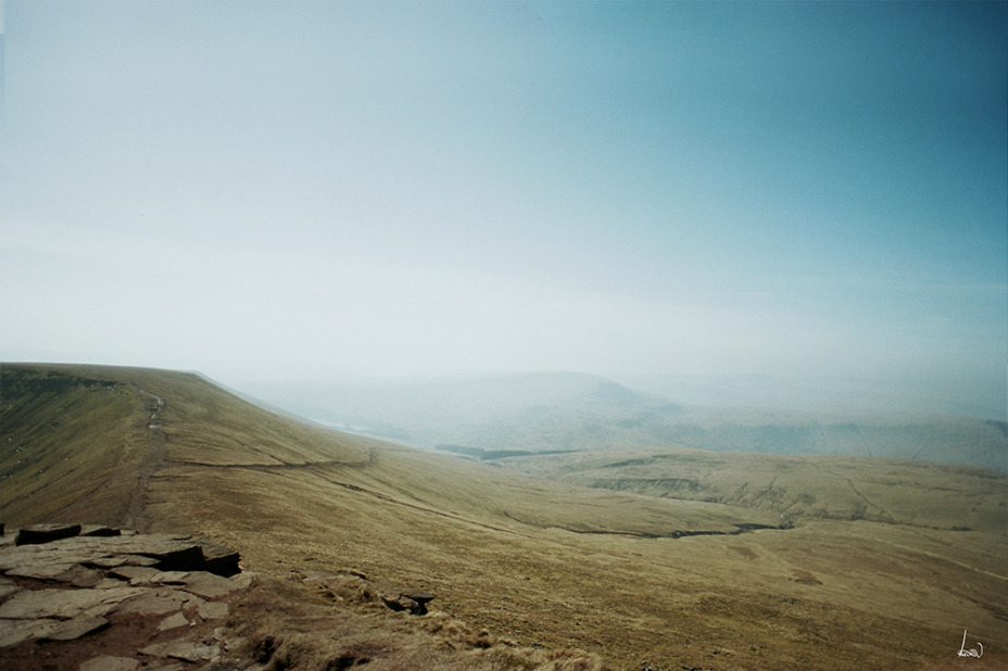 #20Brecon Beacons - 35mm: Kodak Portra 160