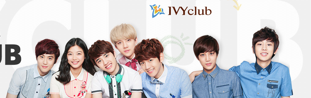 mirincondeexo:  EXO-K for IVY Club