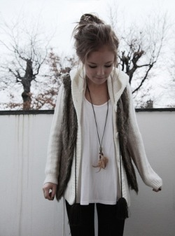 Adorable Cold Weather Layers
