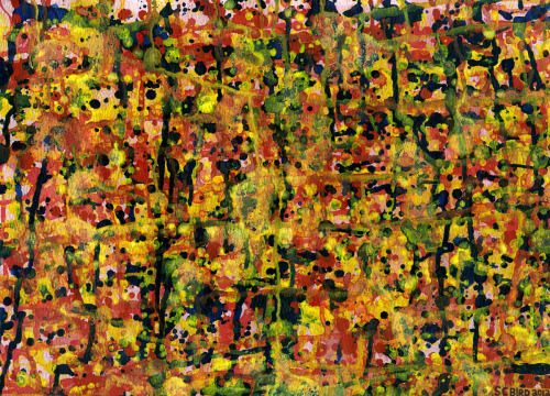 """Autumn Is Over"" (Fragment) — Stephen C. Bird, 2012"