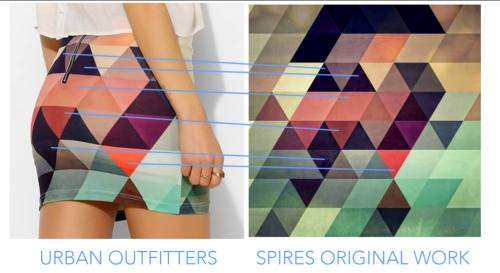 spires:  Urban outfitters is ripping me off with the help of a party named 'Bambam'. This is taken from my original work tryypyzoyd. I'm furious. PLEASE SHARE TO HELP.http://www.urbanoutfitters.com/urban/catalog/productdetail.jsp?id=30672646&parentid=BRANDS I will respond in to any inquiries over time: I emailed them and I'm have heard back. I'm currently finding the best approach to take action. Thanks so much to anyone who reblogs this post!