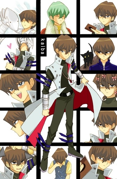 theshirtlessgibby:  The Kaiba with bows…