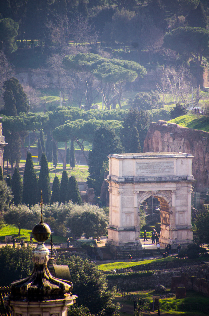 mystic-revelations:  Arch of titus By alexanderjohn.richardson
