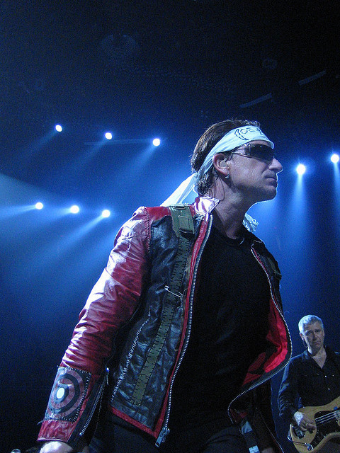 THAT'S Bono 2 U on Flickr.Happy Birthday, Mr. B!