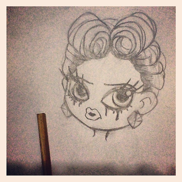 Why Don't You Love Me? @ Beyonce #ChibiBeyonce