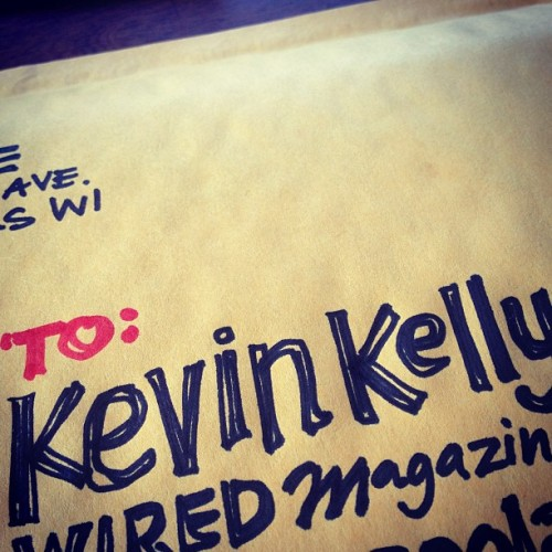 Kevin Kelly at Wired gets one too!