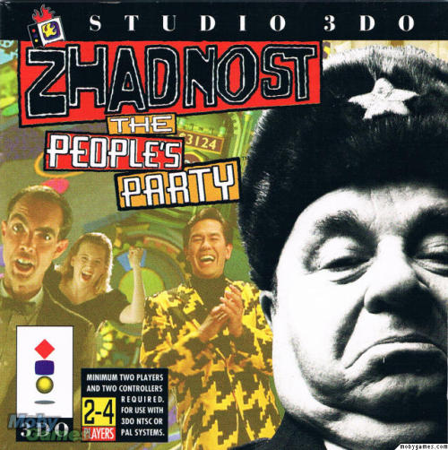 Developed by Studio 3DO in 1995 for 3DO