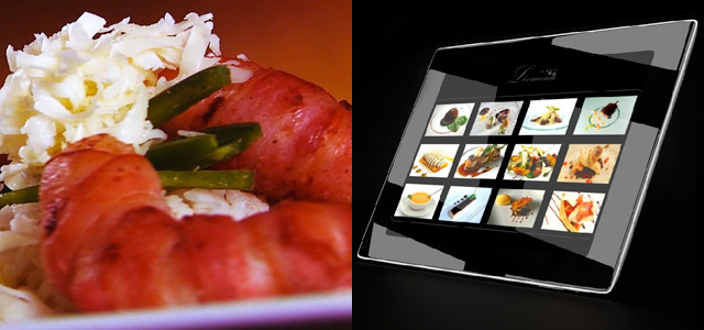 Tablet-based video menu lets diners see their meals before ordering The Thirsty Bear pub in London has already put tablets to use by enabling customers to order drinks on the devices. Now France-based Livmenu is using the same techonology to help diners see each meal being prepared to get a better idea of what it will look like. READ MORE…
