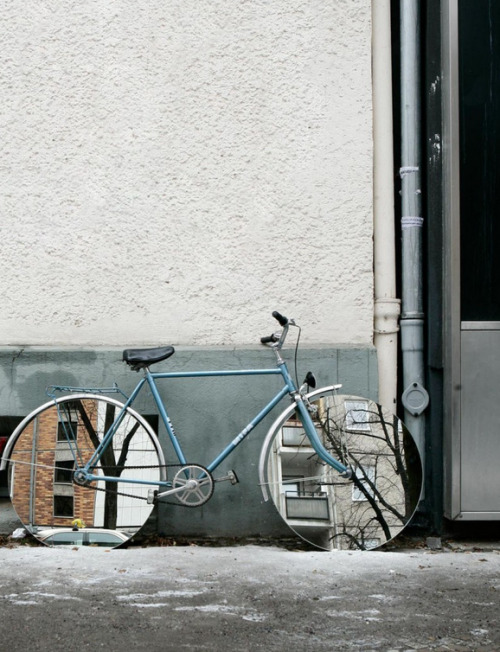 nevver:  Hey, that's my bike.
