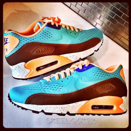 "#SkeeLocker 138/365: Air Max 90 EM ""Beaches Of Rio"" edition… Shout to Brazil"