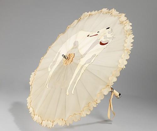 omgthatdress:  Parasol 1915-1929 The Metropolitan Museum of Art