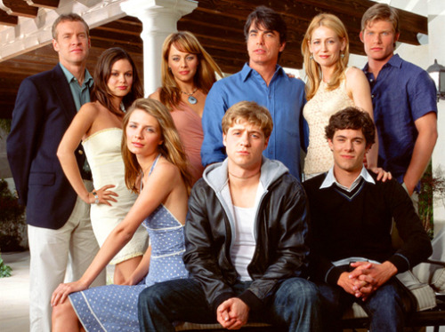 We check in with what the cast of The O.C. is up to these days… just 'cause.  Welcome to the EW, bitch!