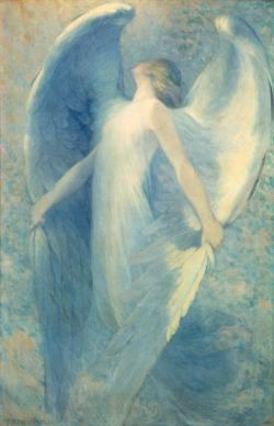 Moon Angel - 1912 - William Baxter Closson - American 1848-1926