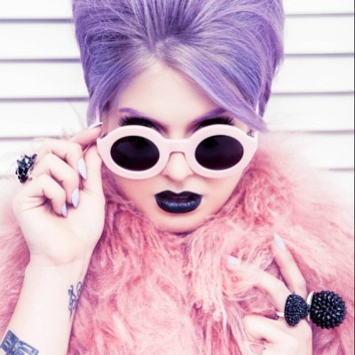 "#KellyOsbourne is a dream in issue #2 of @mintmag. #Photo: @vijatm // #makeupqueen : @dendoll // #hair: @johnnystuntz // #styling: @styledbythekids @sammyrexic @judythekids @nikobitch // #nails: #stephstonenails using @shopncla ""As If!""  . Grab your copy now to see the rest of the pics and read interview by @jacquelinerezak @jacklynicole @radandrefined ! ❤"
