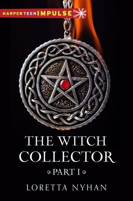 #FridayReads is THE WITCH COLLECTOR by Loretta Nyhan. It's just $1.99 as an ebook!