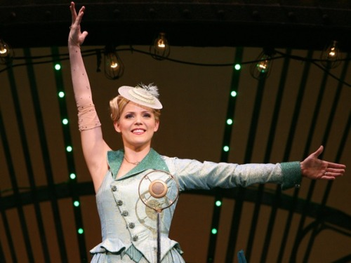 broadwaycom:  Bubble alert! Katie Rose Clarke returns to WICKED as Broadway's latest Glinda   Willemijn and KRC? what shall we call this new otp? who will be the first one to post a photo-shopped pic of them together? do you know what this means? it means the G(a)linda I saw will (for however long) play opposite my favorite the greatest Elphaba ever!