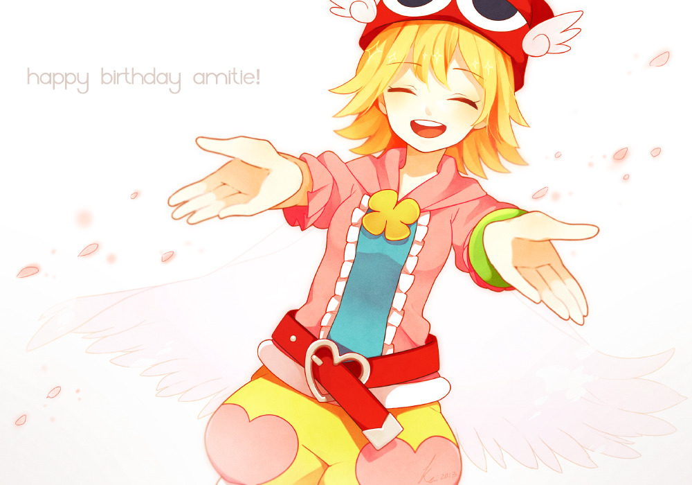 5/5 Happy Birthday Amitie-chan!!!!!!!!!