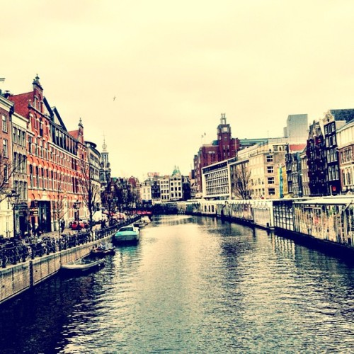 thecoveteur:  Amsterdam, you so pretty. 📷 #thecovetourdeeurope #instagood #photooftheday