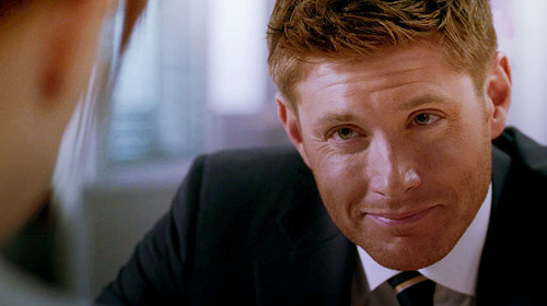 So many beautiful Dean shots in this episode <3   Supernatural 8.20 Pac-Man Fever
