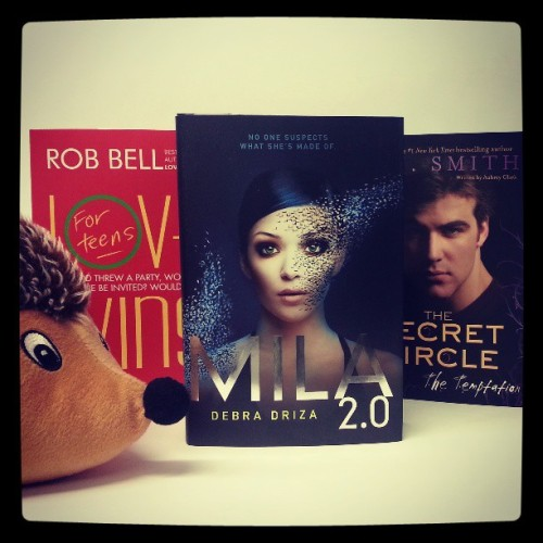New releases from #HarperTeen!