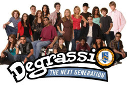 daily-useless-trivia:  From season two onwards, all episodes of Degrassi: The Next Generation are named after popular songs.