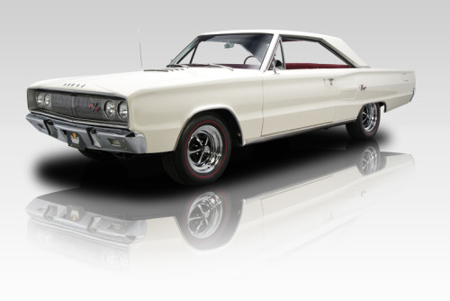 musclecardreaming:  67 Dodge Coronet R/T