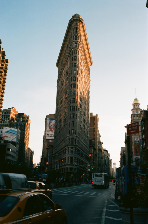 hellanne:  Flat Iron (by EvanxBurke)