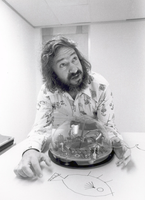 Seymour Papert designed LOGO as a computer language for children