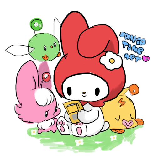 sanrio time net ♥