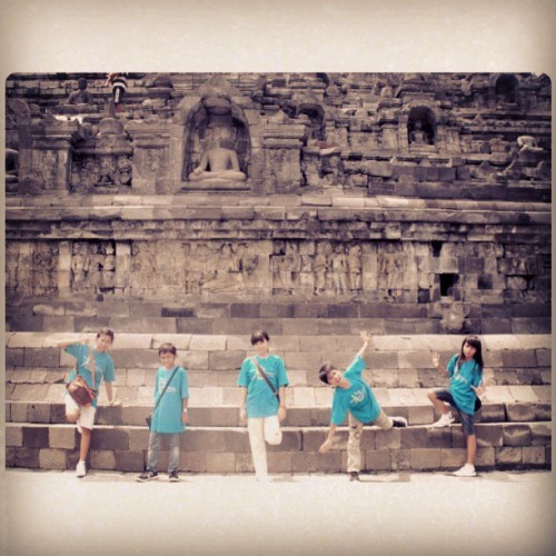 4 years ago #MenaraSinger #BorobudurTemple #Yogyakarta #Indonesia #instamood #instanesia #photo #friend #photooftheday #boy #girl #cute #ig #instaday #instadaily #igers #teen #holiday #statigram #instagraphy #blue #like4follow #besttime #bestpose #bestsmile #tfl #like4like #gorgeous #picoftheday #xoxo #sky #temple #awesome #place