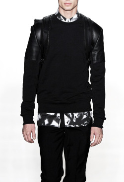 edge-to-edge:  Tim Coppens Fall/Winter 2013