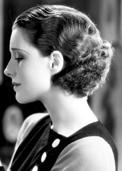 deforest:  Norma Shearer, 1932