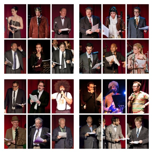 paulftompkins:  These aren't even all of the people that will be a performing as part of the Thrilling Adventure Hour this Saturday in San Francisco. ASTOUNDINGLY, there are still some tickets left. But these shows? They will sell out. They will sell out. Get your seats for the 7pm show HERE. Seat your gets for the 9:30pm show HERE.  I'll be performing with the 7pm show. Buy some god damn tickets!