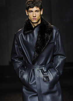 Salvatore Ferragamo Menswear Fall/Winter 2013.
