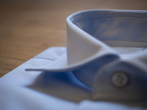 Soft unfused collar from Luxire MTM. I'm quite impressed—full review forthcoming.