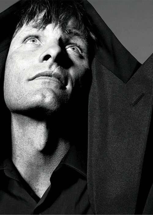 l-o-t-r:  Black & White: Viggo Mortensen