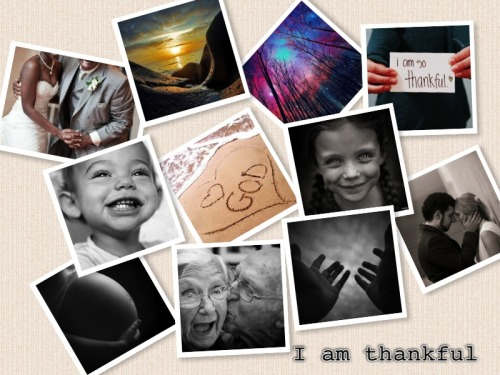 Giving thanks for this beautiful life :)