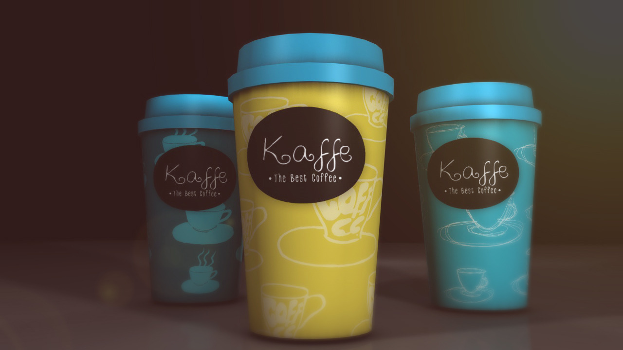 Packaging Design KAFFECreative designer: Jorge BanderaAll right reserved