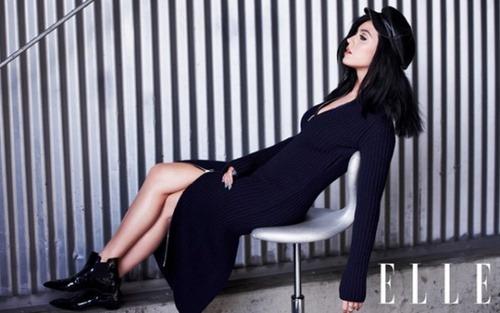 Katy Perry in ELLE UK September 2013