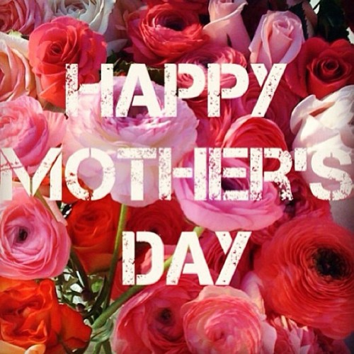 Happy Mother's Day mum #mothersday #happymothersday #flowers #love #loveyou #missyou