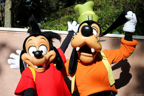 magicaldisneyworld:  Max and Goofy on Flickr.