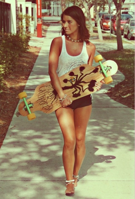 CaliFlorida Longboards with Kennedy Branum
